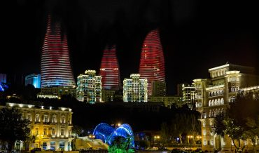 Baku in the (old) USSR