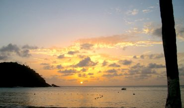 How to make friends and relax…the St Lucia way