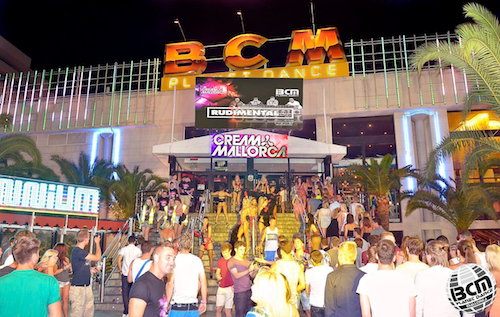 Chalkmarks Magaluf makeover: Mega club BCM leads the way
