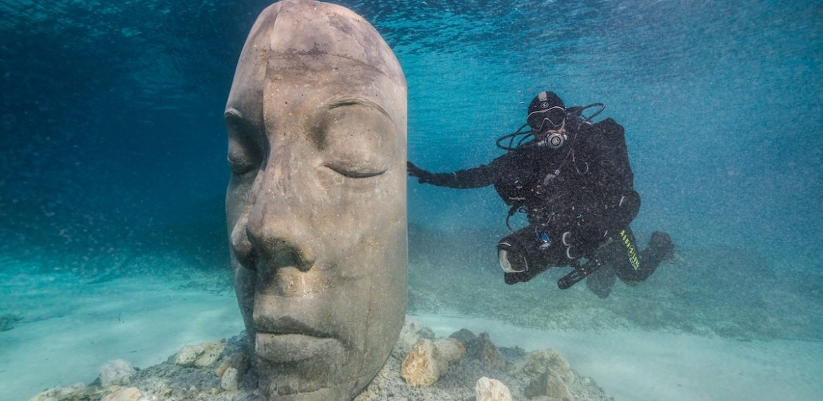 Credit: Cannes Underwater Museum Jason Decaires Taylor