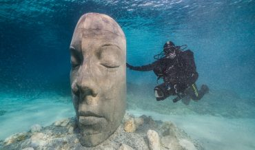 Yes you Cannes! Dive into the first underwater museum in the Med