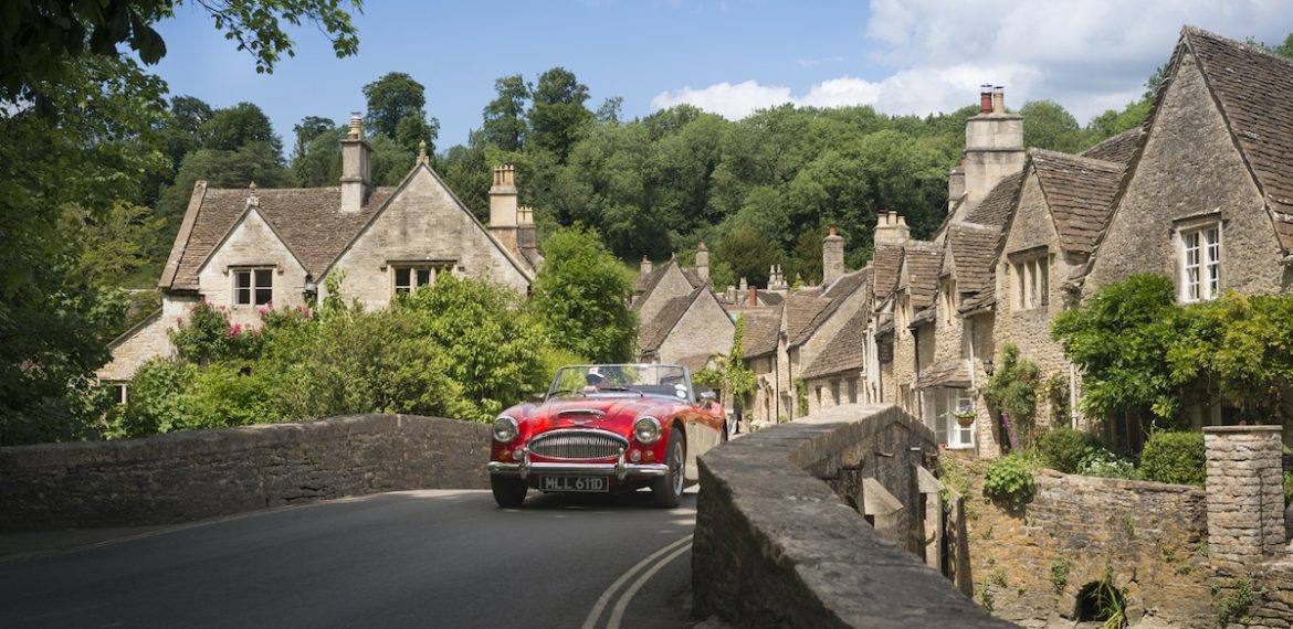 Credit: Castle Combe - Charlie Ross - Great West Way