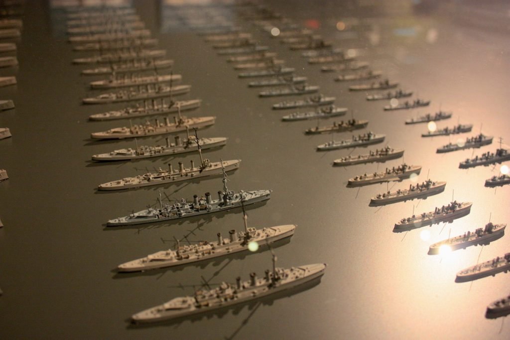 Chalkmarks How Jutland remembers the thousands who died in the world's largest sea battle