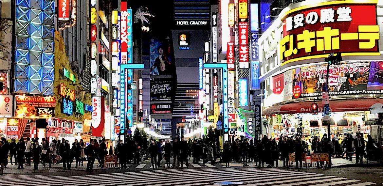 My best shot: Shibuya, Japan