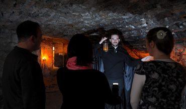 Why Edinburgh is scarily good for a city break