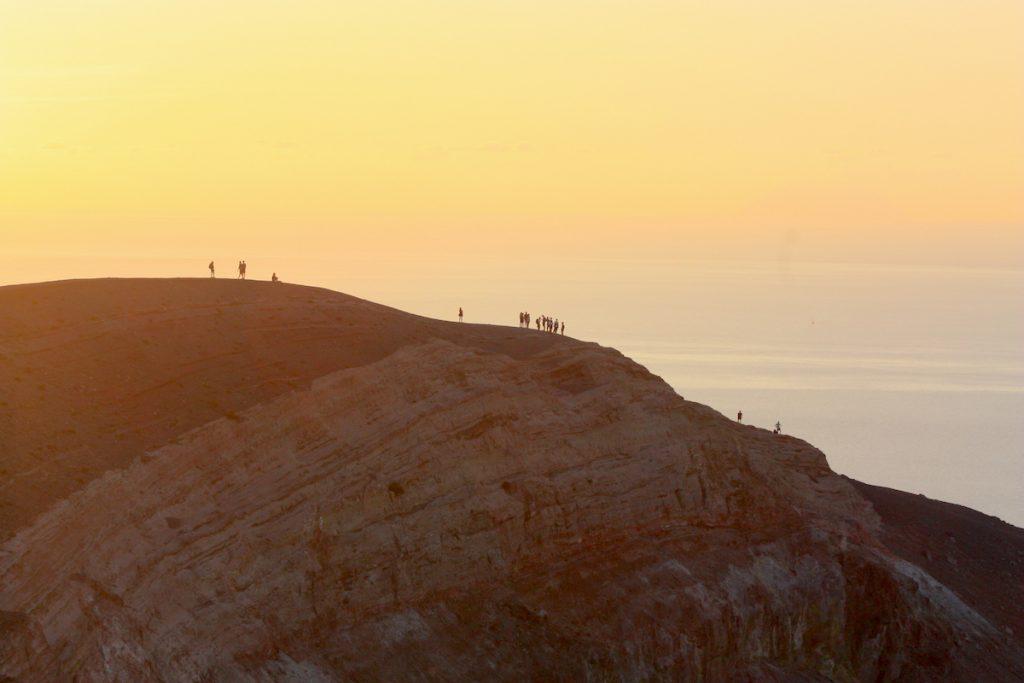 Chalkmarks: Smoking sunsets