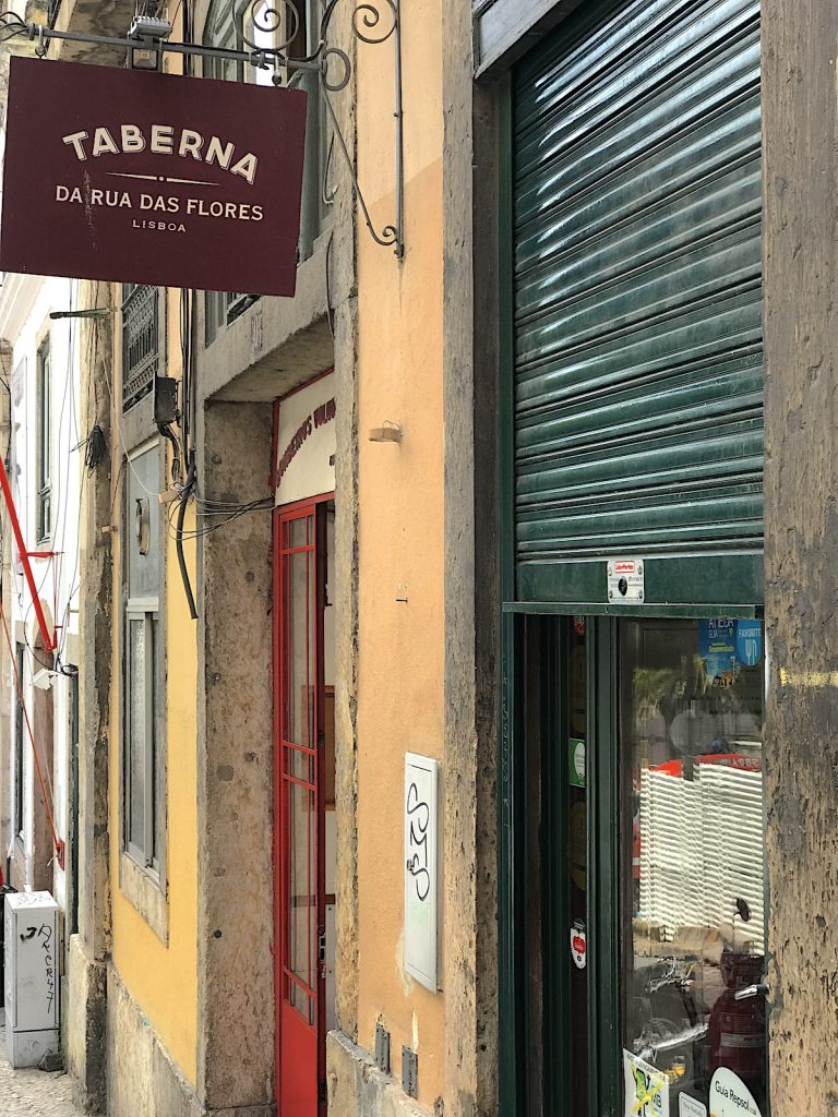 Chalkmarks Lisbon's best kept food secret revealed