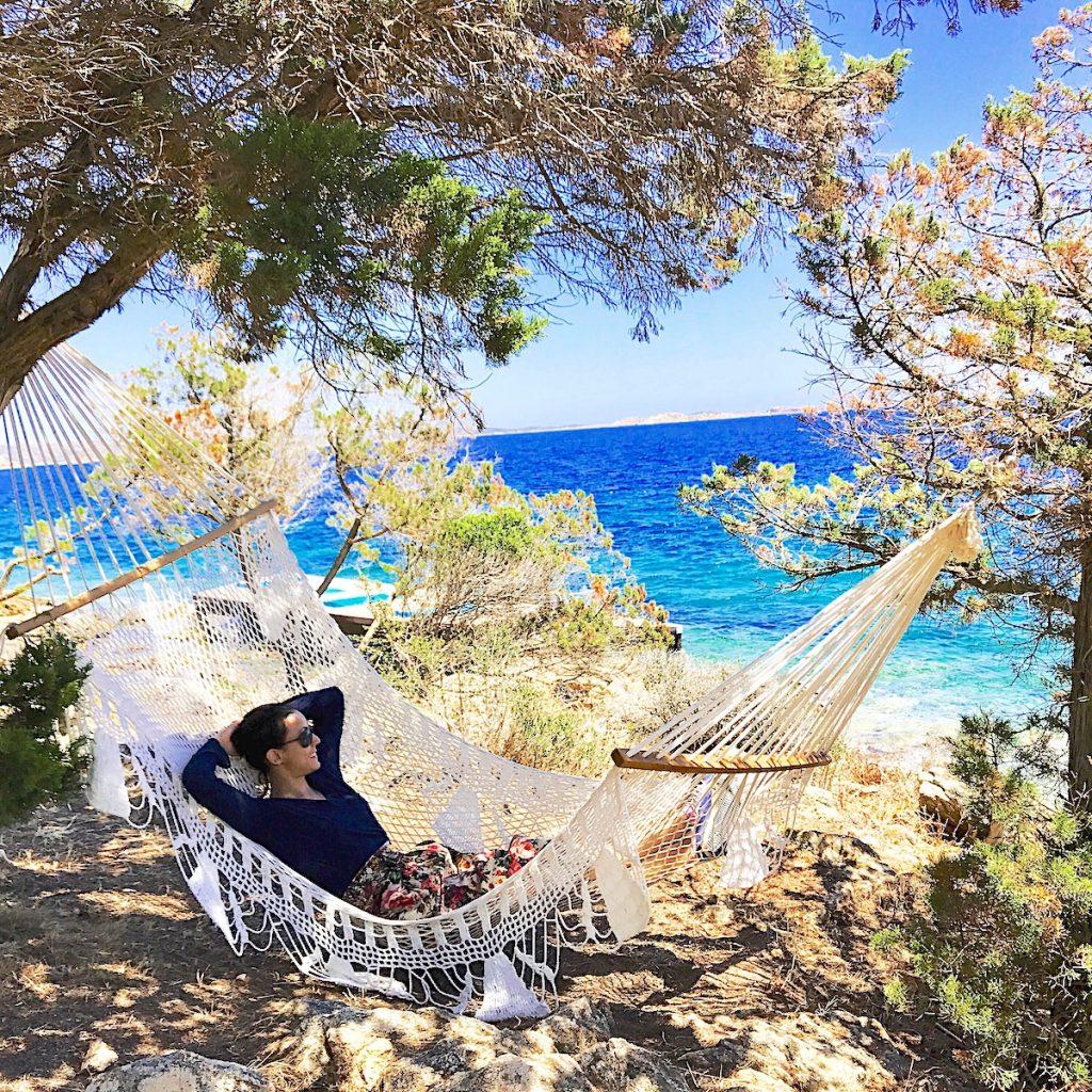 Chalkmarks Slow down in Sardinia
