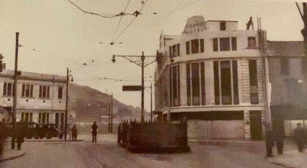The Grand Hotel, Swansea, taken in the 1930s (Photo: Grand Hotel)