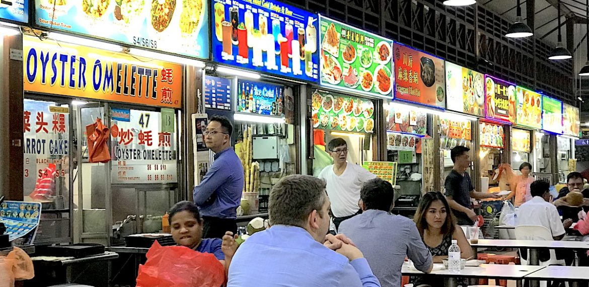 Chalkmarks: Unesco serves up heritage award for Singapore's street food culture