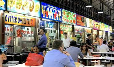 Unesco serves up heritage award for Singapore's street food culture
