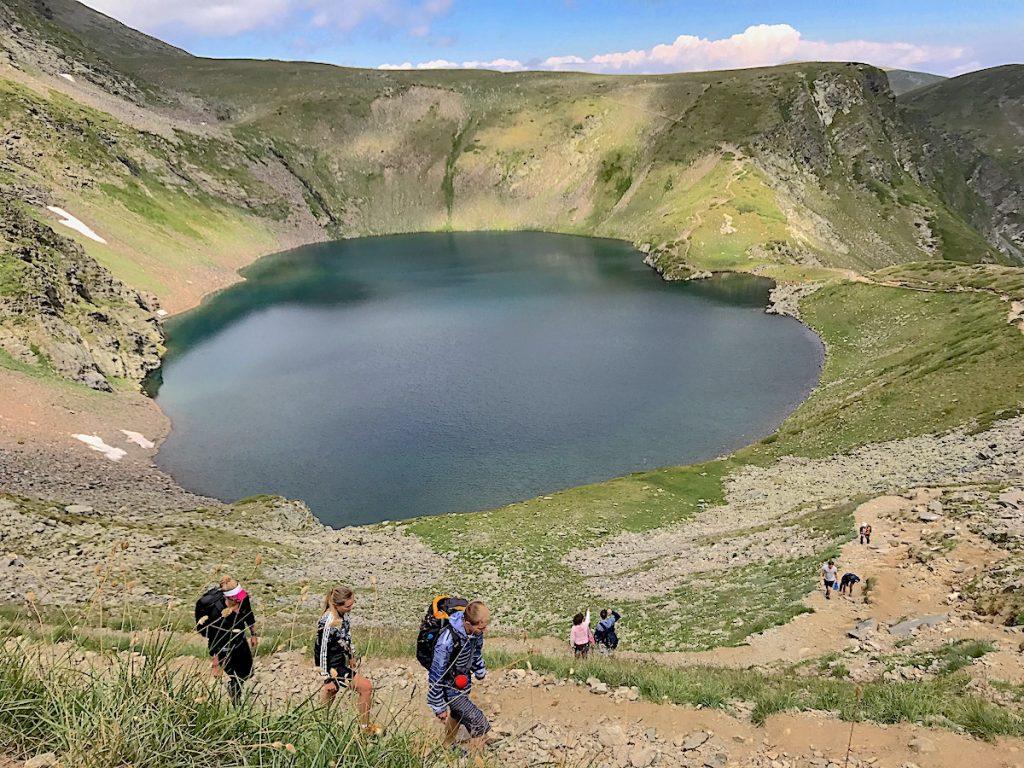 Chalkmarks: Rila Lakes