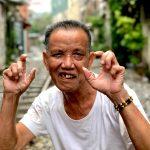 Chalkmarks Hanoi