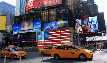 The New York cabbies guide to eating in the Big Apple