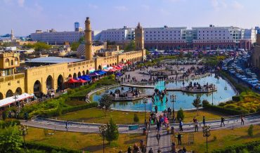 Swap Benidorm for Baghdad? Iraq is opening up to holidaymakers
