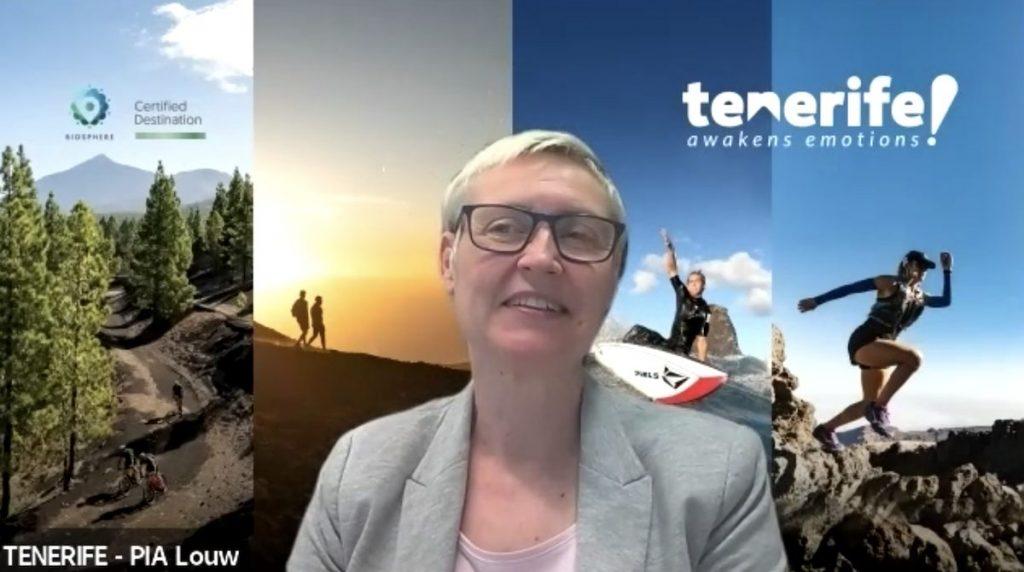 Chalkmarks: Travel Industry Director - Tenerife Tourism Corporation